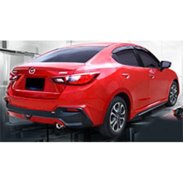BodyKits Mazda 2 2015 Mẫu IDEO 4 cửa