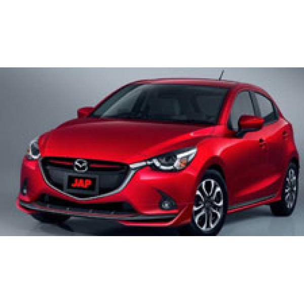 Body Kits Mazda 2 (2015) Mẫu JAP 5 Cửa