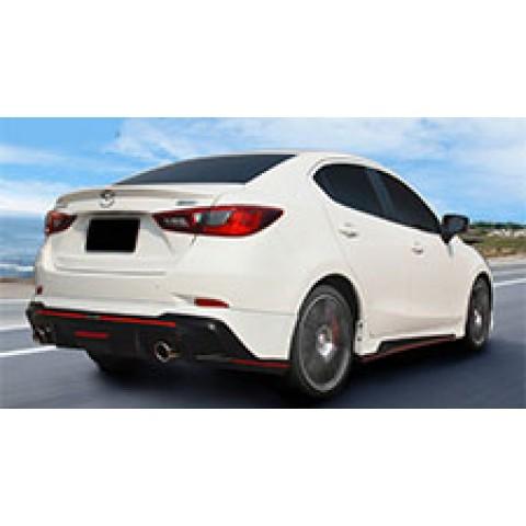 BodyKits Mazda 2 2015 Mẫu Driver 68 4 cửa
