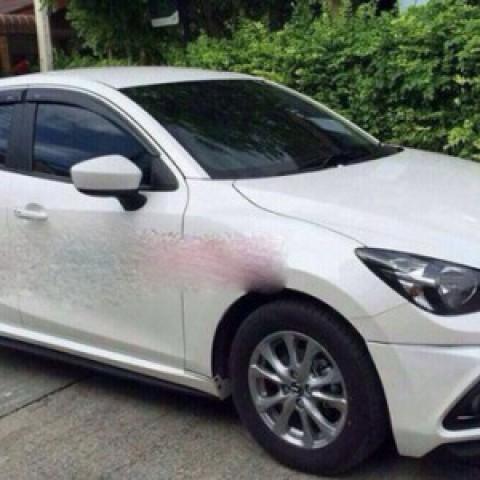 Bodylips xe Mazda 2 2015 Sedan mẫu Ideo