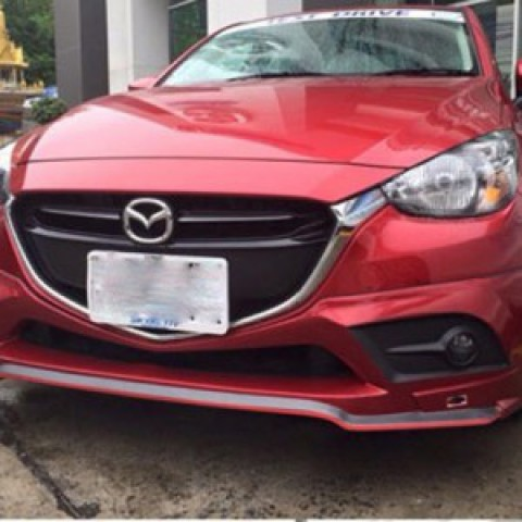 Bodylips cho xe Mazda 2 2015 All New mẫu KS