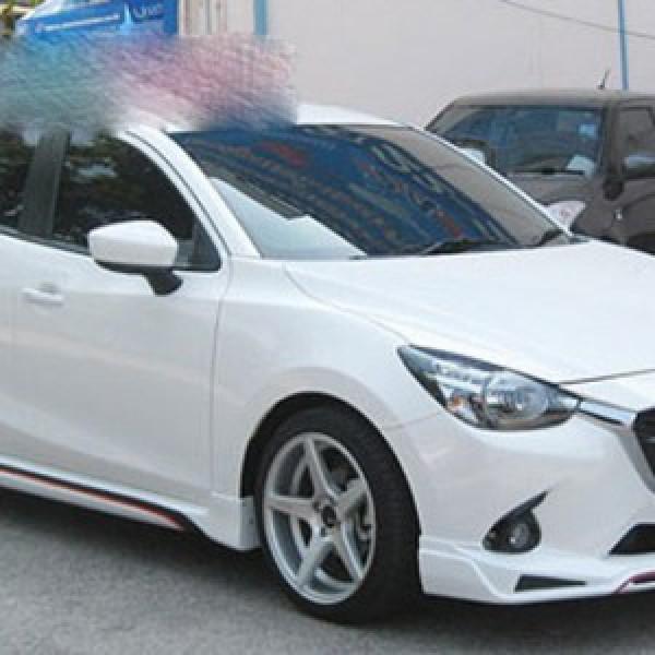 Bodylips cho xe Mazda 2 Sedan 2015 mẫu NTS1