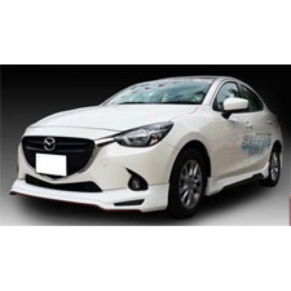 BodyKits Mazda 2 2015 Mẫu Minos 4 cửa