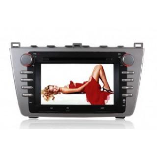 Màn hình đầu DVD cho xe Mazda 6 2011-2013