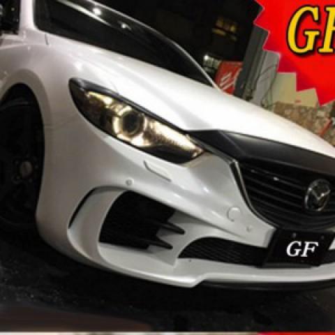 Bodykit cho xe Mazda 6 2015-2016 mẫu GF
