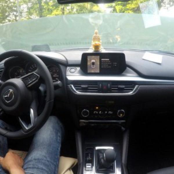 Camera 360 cho xe Mazda 6 Facelift