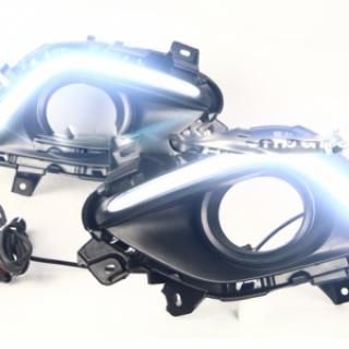 Đèn gầm LED DRL cho Mazda 6 2014 mẫu khối