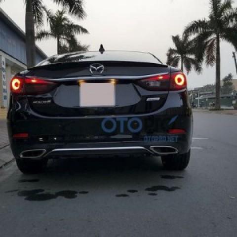 Lip bô sau cho xe Mazda 3/ Mazda 6 AllNew 2015-2016 kiểu Mercedes