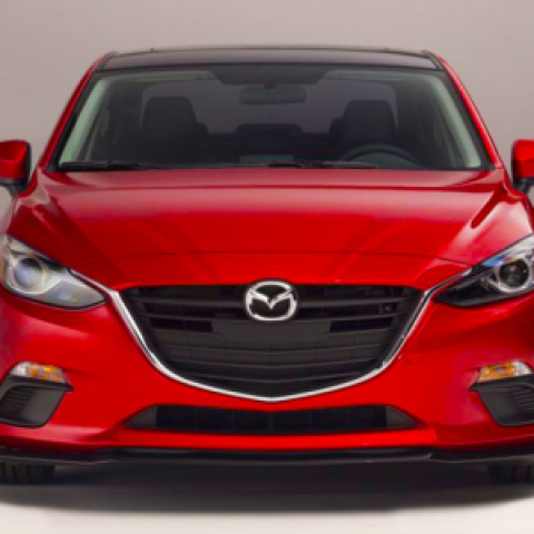 Bodylip cho Mazda3 All New 2015-2016 mẫu R1
