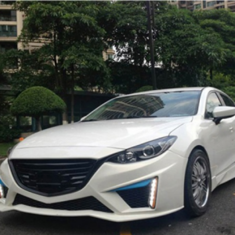 Bodykit cho Mazda3 All New 2015-2016 mẫu Masan