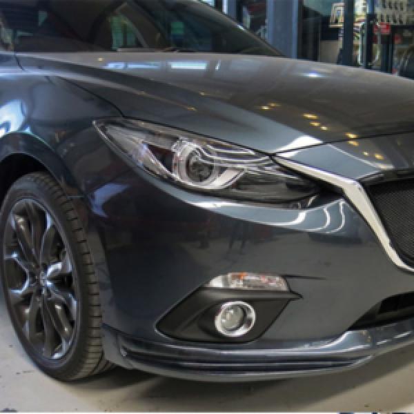 Bodylip cho Mazda3 All New 2015-2016 4 cửa mẫu Valiant