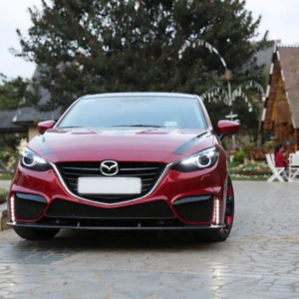 Bodykit cho Mazda3 All New 2015-2016 mẫu BMW