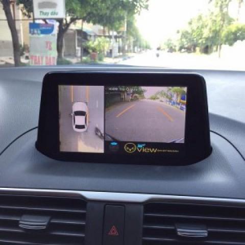 Camera 360 cho xe Mazda 3 Facelift