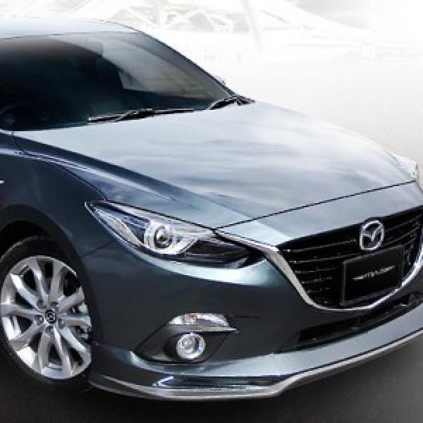 BodyKits Mazda 3 Mẫu Atiwus 5 cửa