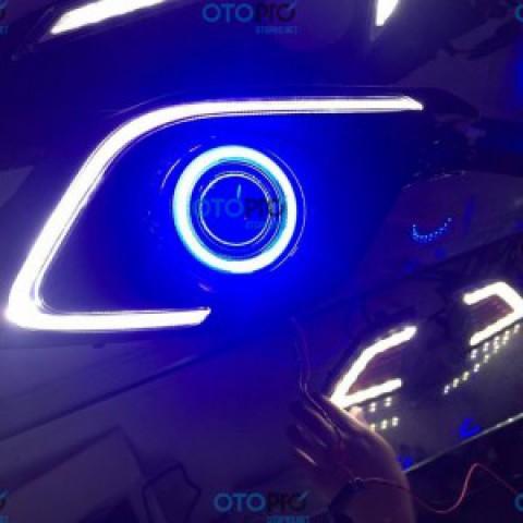 Bộ bi gầm và LED daylight nguyên bộ cho Mazda 3 All New