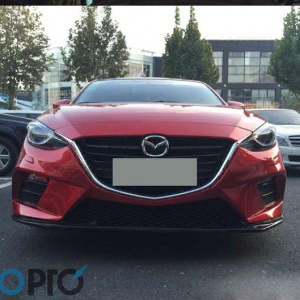 Body kit cho Mazda 3 All New 2015-2016 mẫu A Power