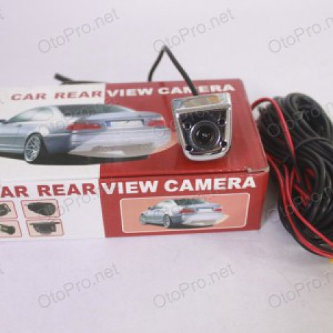 Camera lùi siêu nét chip CCD có hồng ngoại cho xe Mazda 3 All New