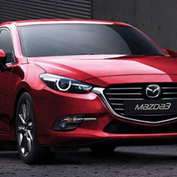 Đèn pha độ LED nguyên bộ cho xe Mazda 3 2017 bản Facelift