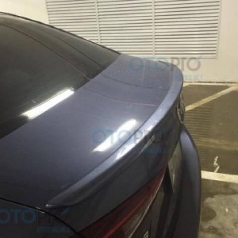 Đuôi gió liền cốp cho xe Mazda 3 All New 2015