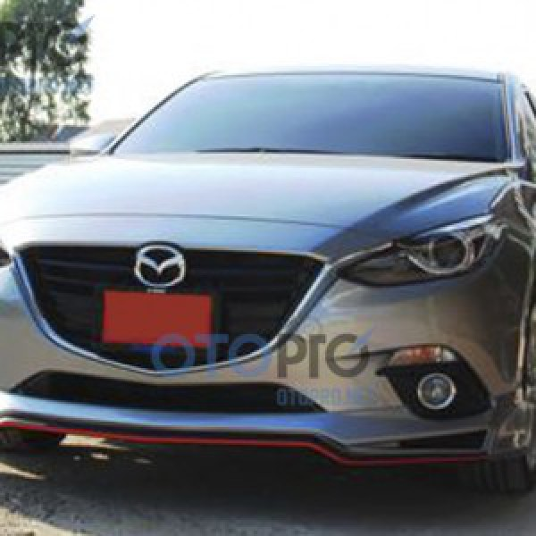 Bodylips cho xe Mazda 3 2015-2016 Hatchback mẫu Firewar