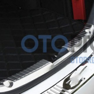 Ốp chống xước cốp bên trong cho xe Mazda 3 All New 2015