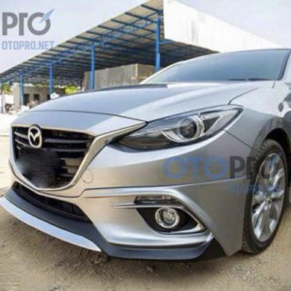 Bodylips cho xe Mazda 3 2015 Hatchback mẫu Amotriz
