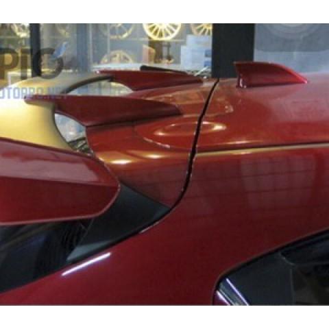 Đuôi gió cao cho xe Mazda 3 Hatchback 2015 mẫu Knight Sport