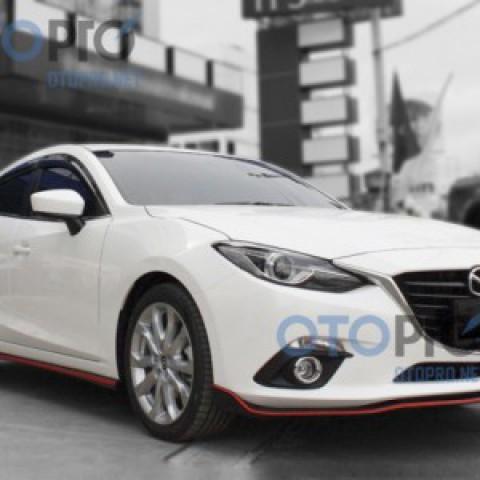 Bodylips cho xe Mazda 3 2014 Hatchback mẫu Aero