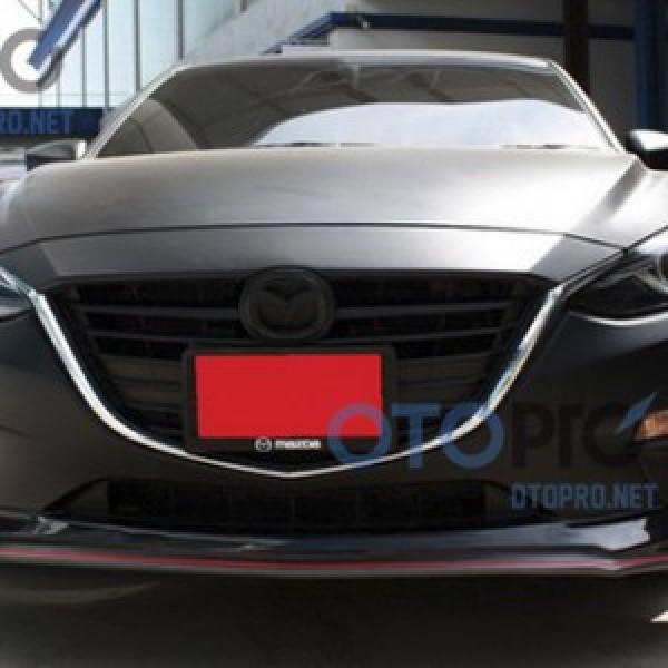 Bodylips cho xe Mazda 3 2015-2016 5 cửa mẫu Artimo-R