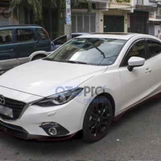 Body lips cho xe Mazda 3 2015-2016 mẫu AL