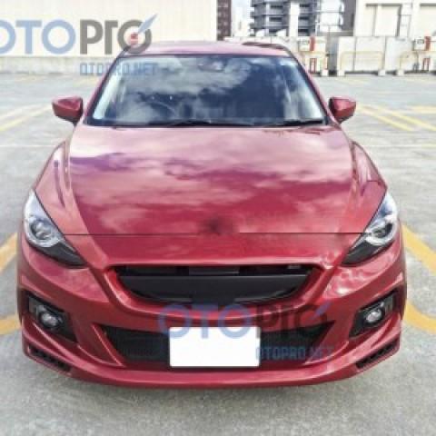 Bodylips cho xe Mazda 3 Hatchback 2015 mẫu Autoexe
