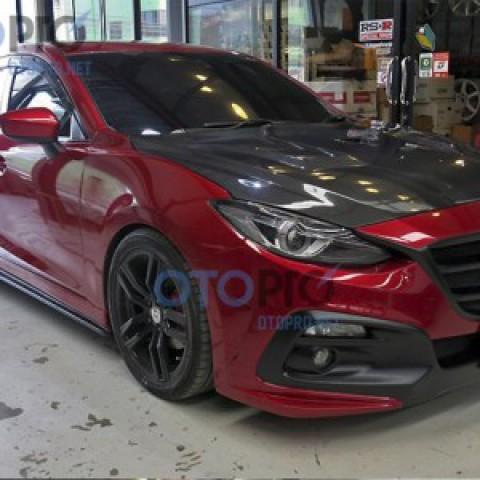 Bodykits cho xe Mazda 3 Hatchback AllNew mẫu Knight Sport