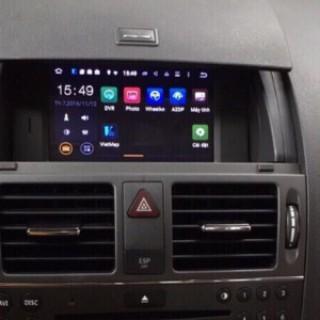 Đầu DVD ô tô cho xe Mercedes C200