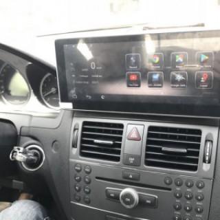 Đầu DVD ô tô cho xe Mercedes C250