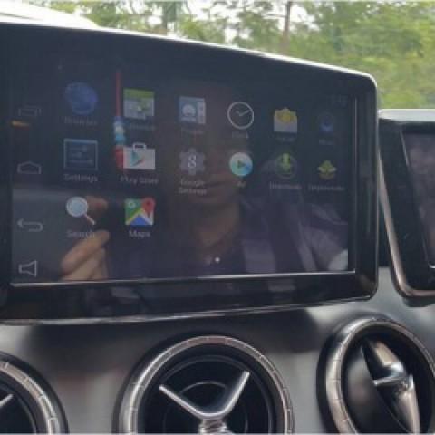 Đầu DVD ô tô cho xe Mercedes CLA
