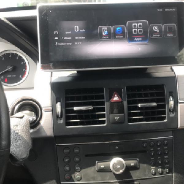 Đầu DVD ô tô cho xe Mercedes GLK 300