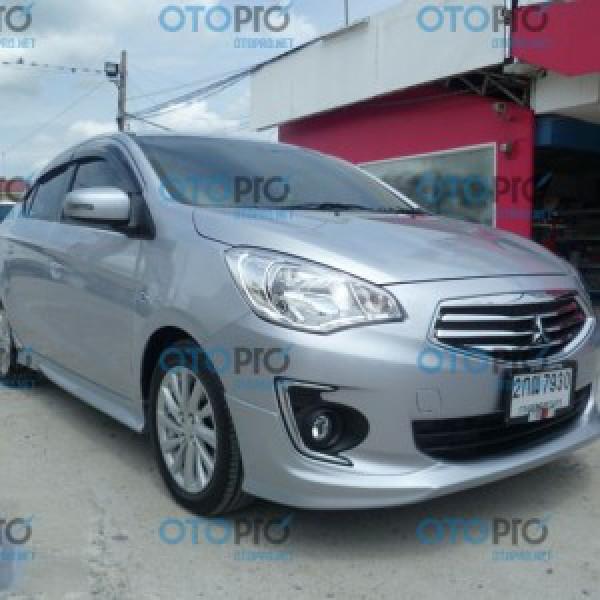Bodylips cho Mitsubishi Attrage mẫu SR Thái Lan