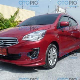 Bodylips cho Mitsubishi Attrage mẫu Attric Thái Lan