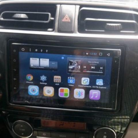 Đầu DVD ô tô cho xe Mitsubishi Attrage