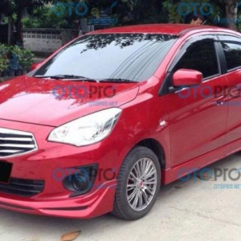 Bodylips cho Mitsubishi Attrage mẫu Ztec Thái Lan