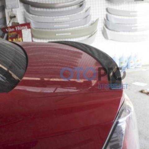 Đuôi gió liền cốp cho xe Mitsubishi Lancer 2.0