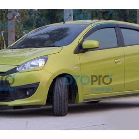 Bodylips cho Mitsubishi Mirage mẫu Sport E Thái Lan