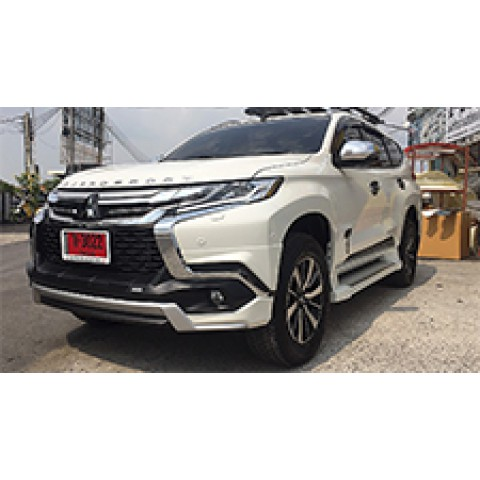 Body kits RPS pajero sport 2016
