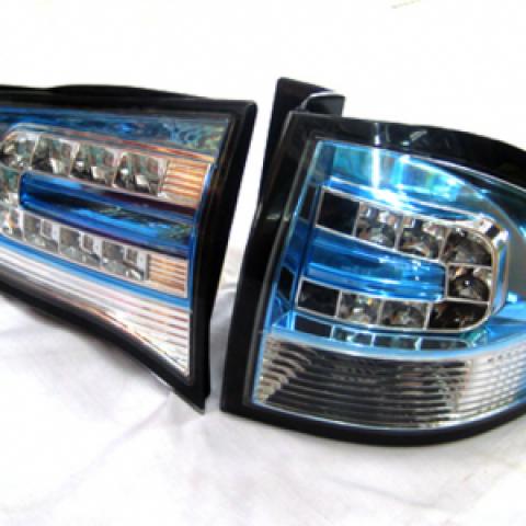 Đèn hậu LED mẫu 1 cho Pajero Sport 2012