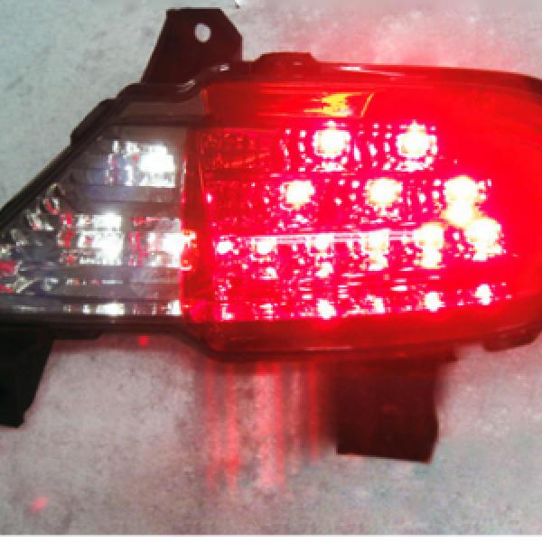 Đèn phản quang cho Pajero Sport