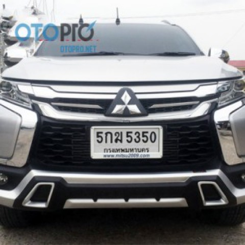 Body  Kits FreeForm New pajero sport 2016
