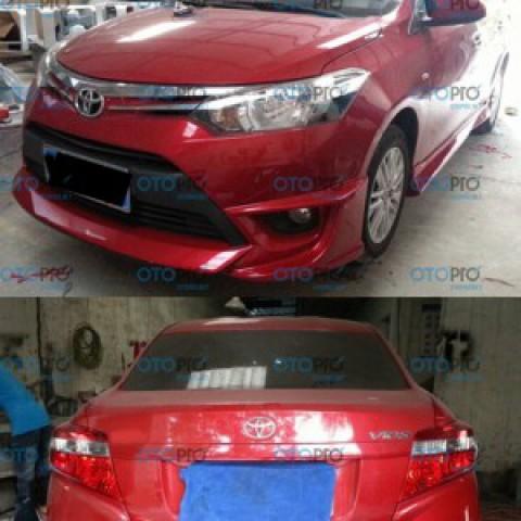 Bodylip cho Vios 2014-2016 mẫu ZO nhập khẩu Đài Loan