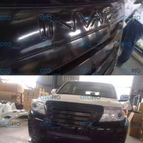 Bodylip cho Land Cruiser 2014 mẫu Invader nhập khẩu Đài Loan