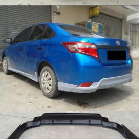 Bodylip cho Toyota Vios 2014-2016 mẫu LE nhập khẩu Đài Loan