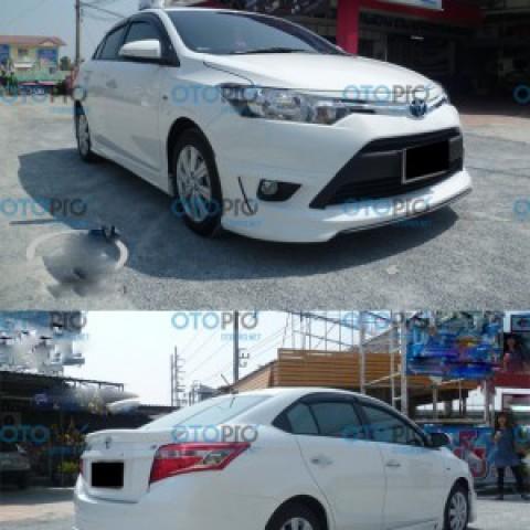 Bodylip cho Vios 2014-2016 mẫu Viper nhập khẩu Thái Lan